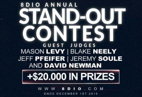 8Dio 2015 Stand Out Contest