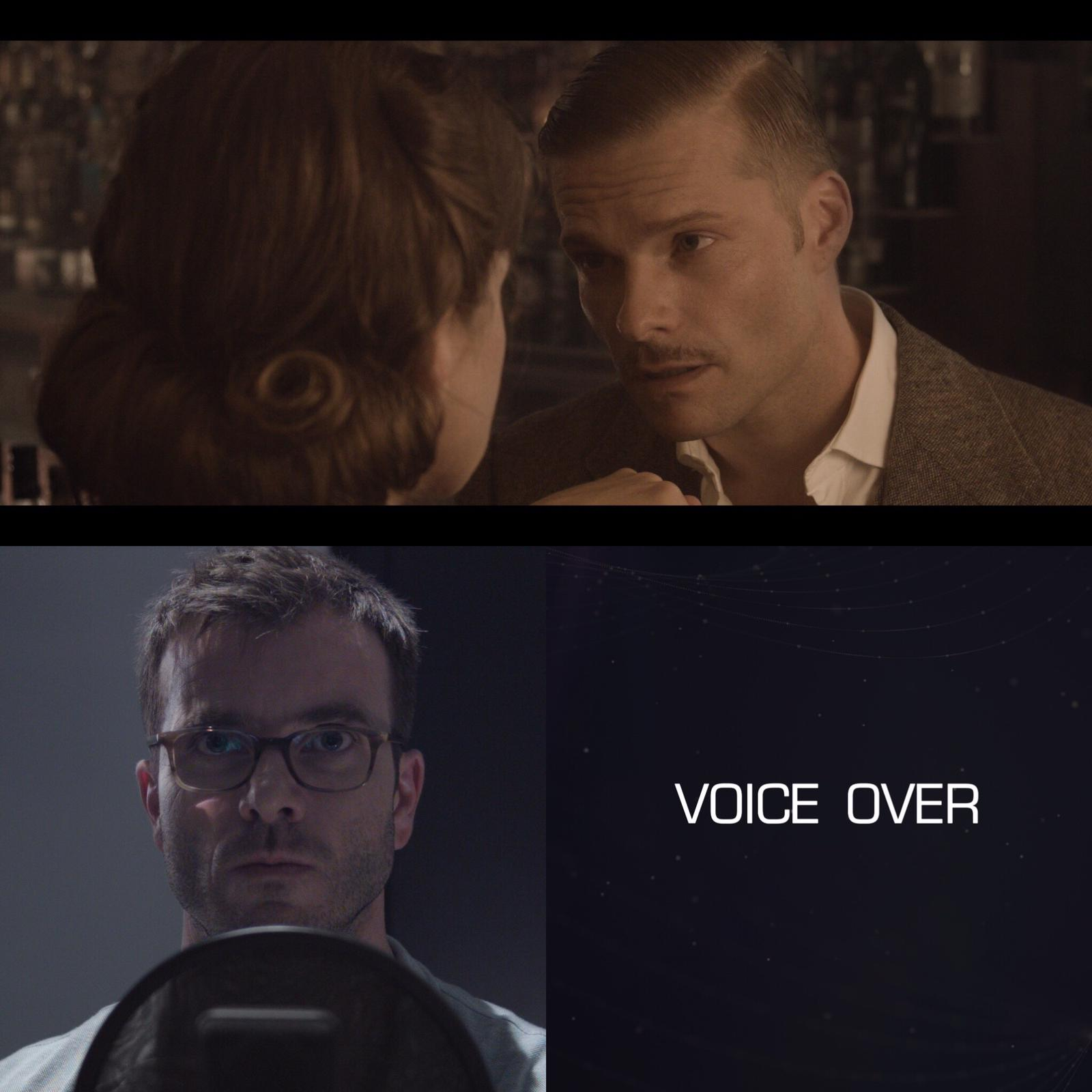 VOICE OVER (short film)